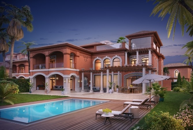 22 carat villas dubai dubai lifestyle concierge by the for Super luxury hotels in dubai