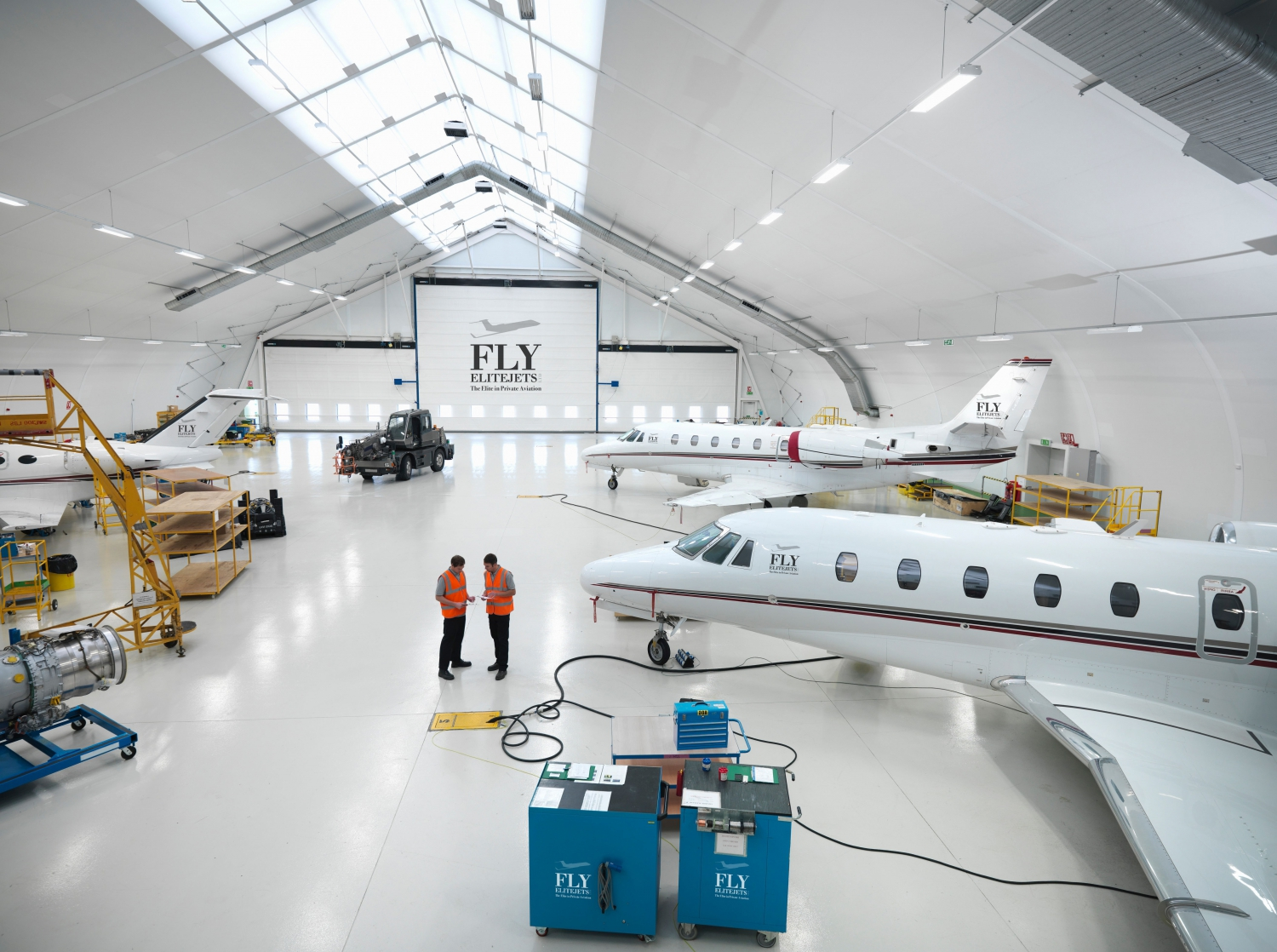 Fly Elite Jets lite Management