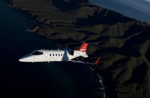 Mid Size Lear Jet
