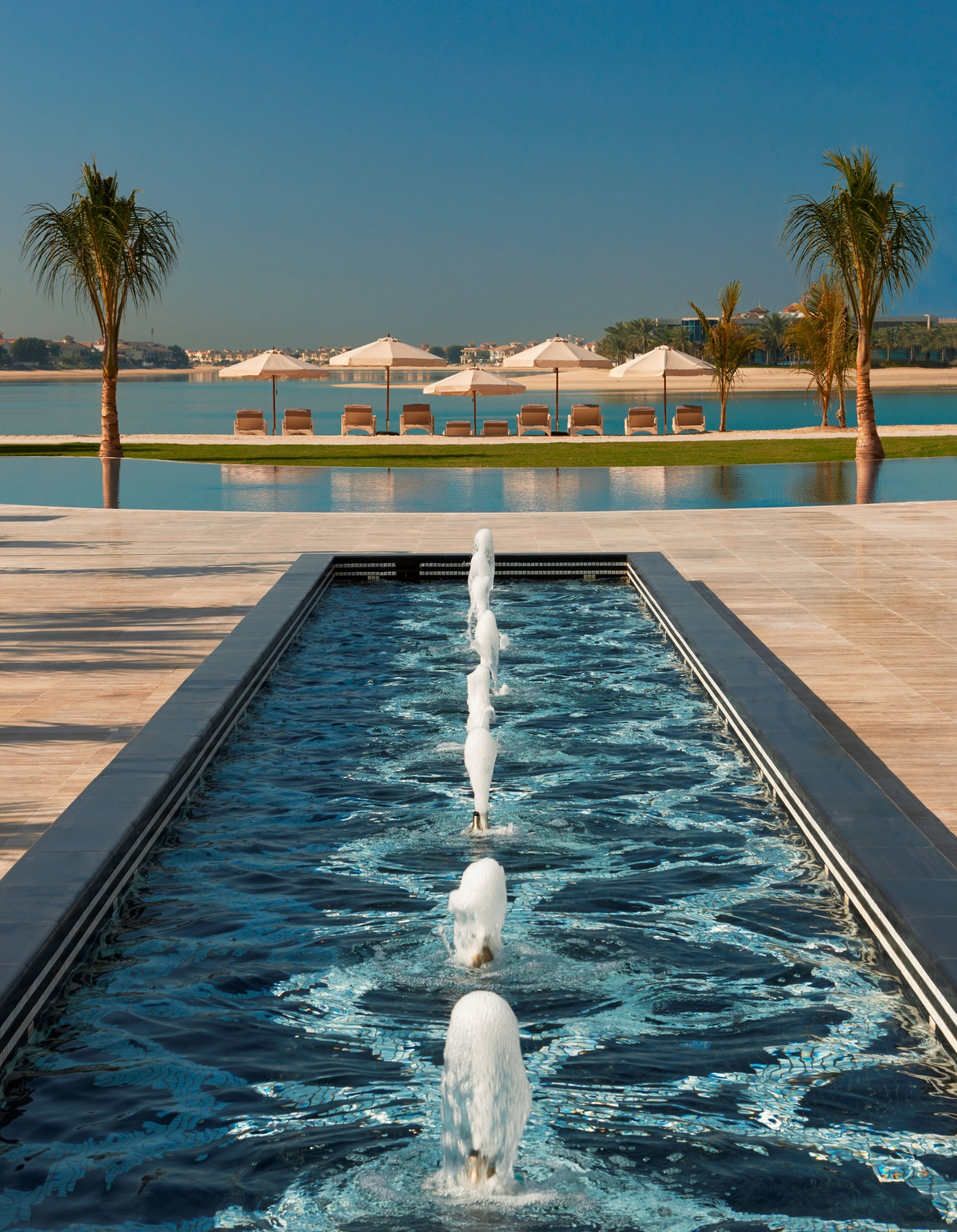 Waldorf Astoria Dubai- The Palm