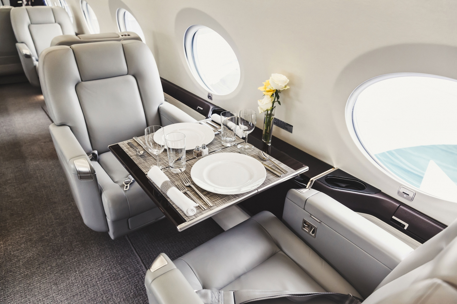 WP Exclusive Luxury Private Aviation