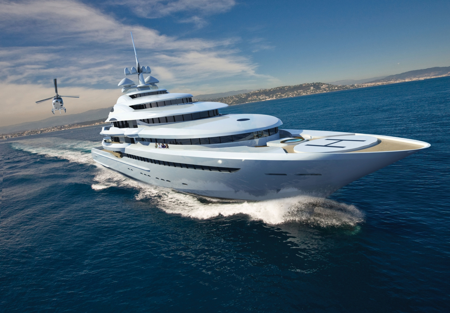Private Yachts WP Exclusive Luxury