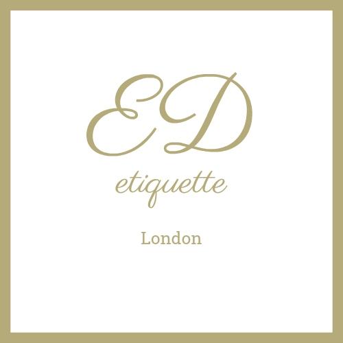 Emma Du Pont School Of Ettiquette