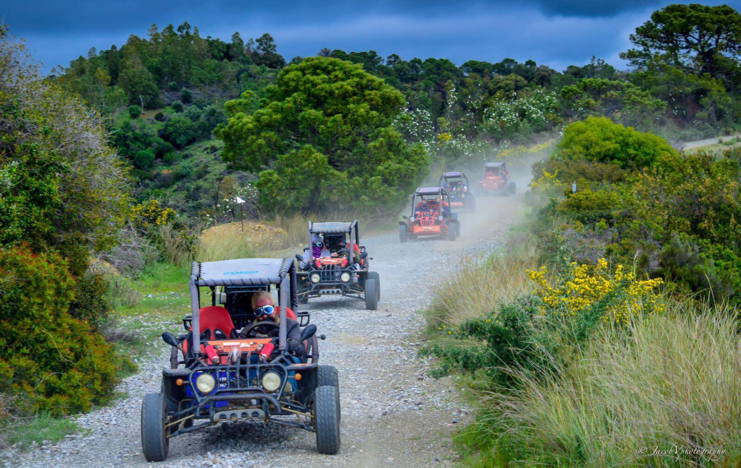 Buggy Safari Marbella