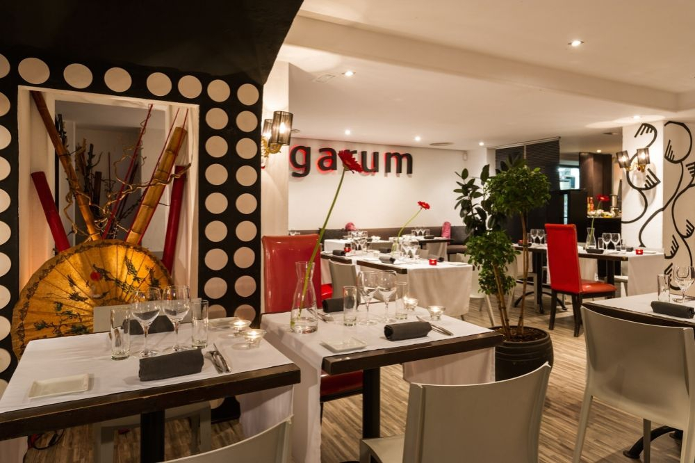 Inside Garum
