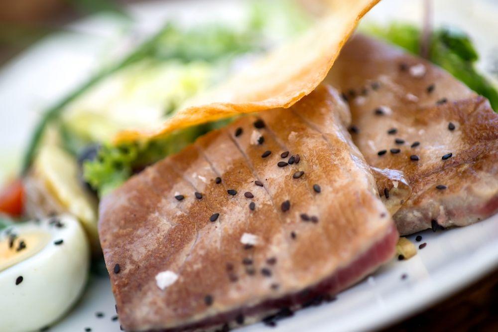 Sala Tuna Niçoise
