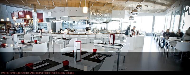 Lamoraga airport