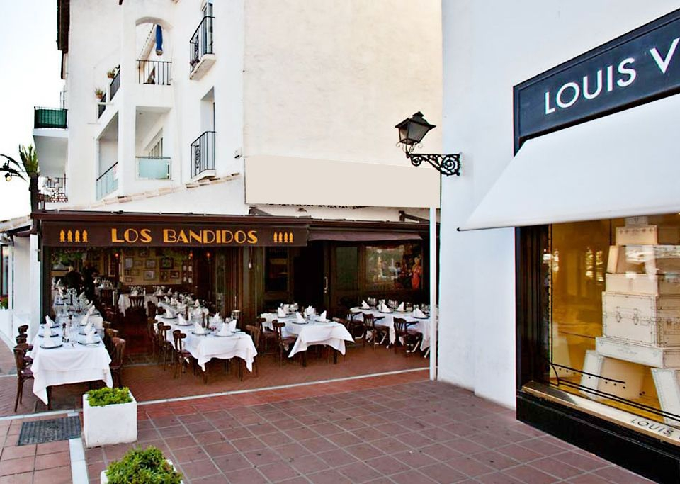 Early evening in Puerto Banus