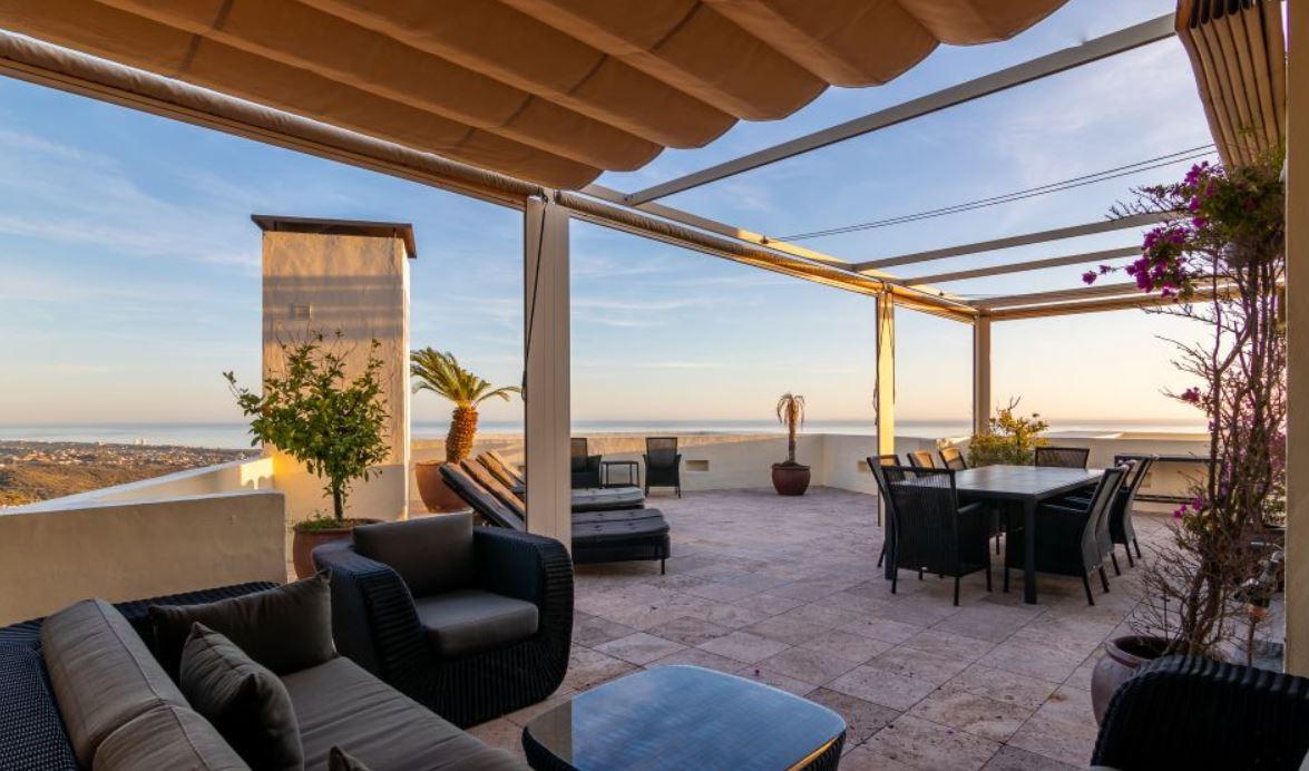 Los Monteros Penthouse