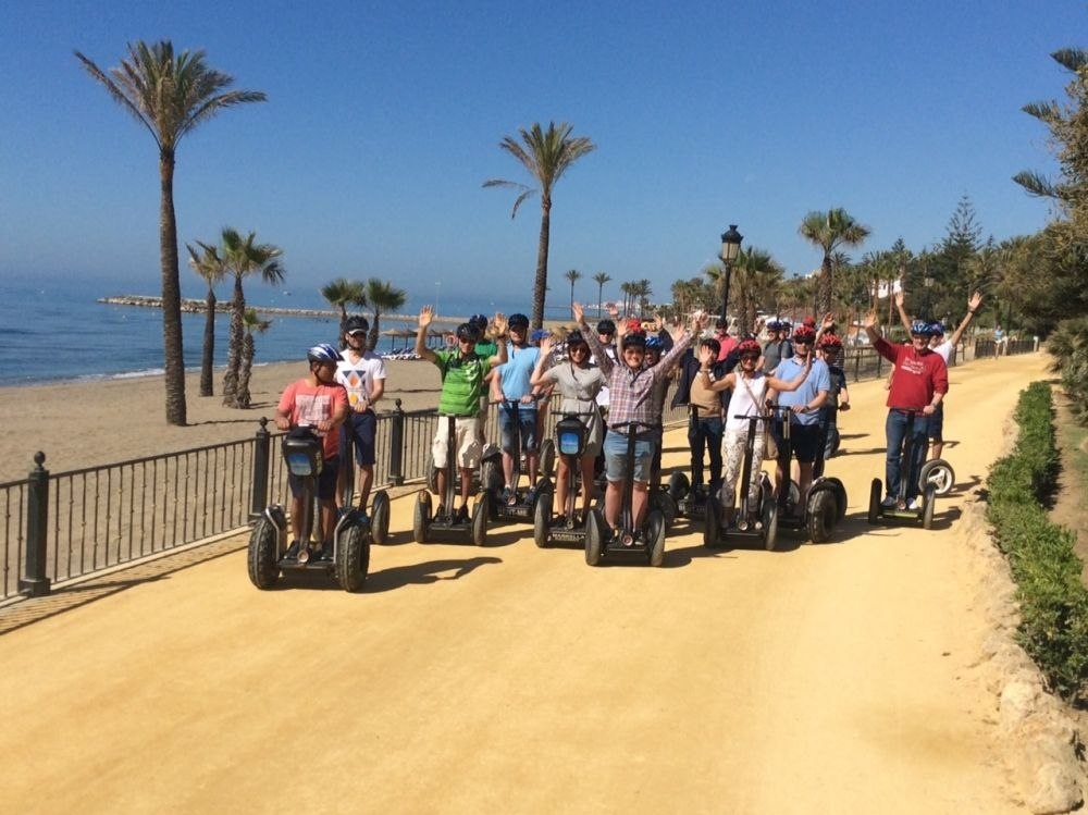 Segway Marbella Tours