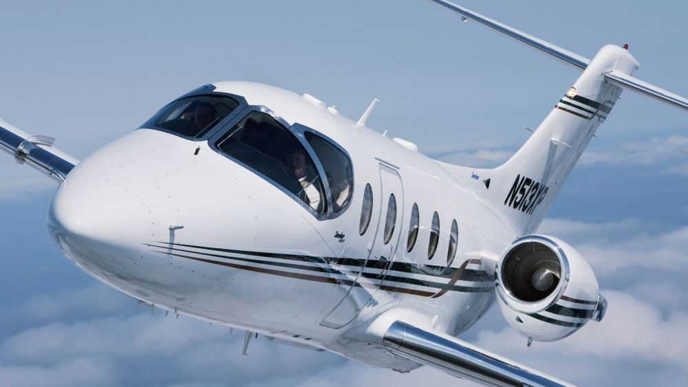 Private Jet Charter from Malaga
