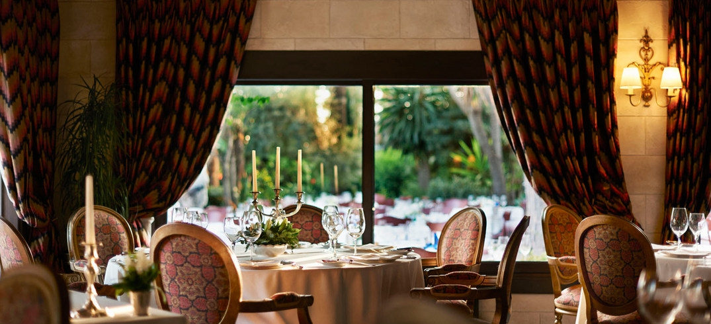 The Marbella Club Grill