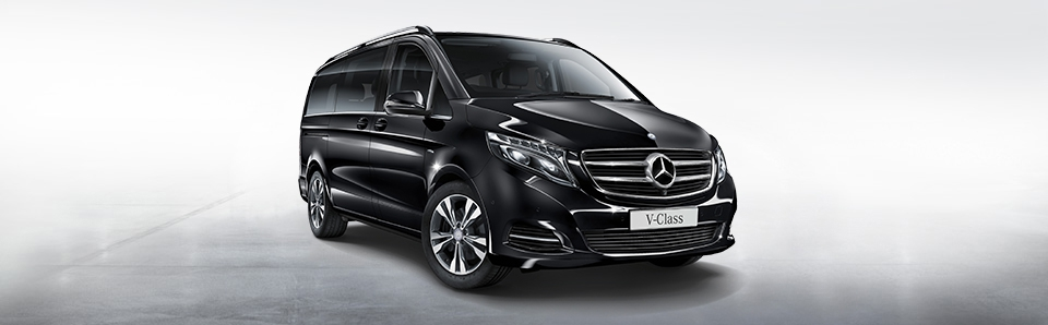 V Class Mercedes