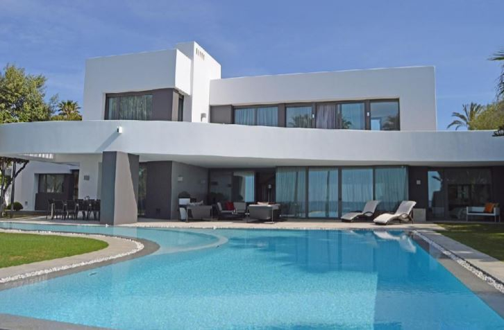 Villa Cabane
