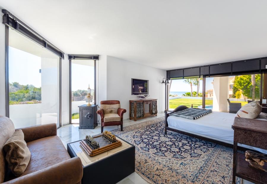 Villa Rosario Beach