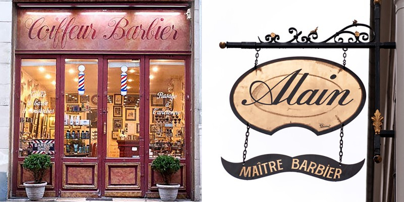 Alain Maitre Barbier